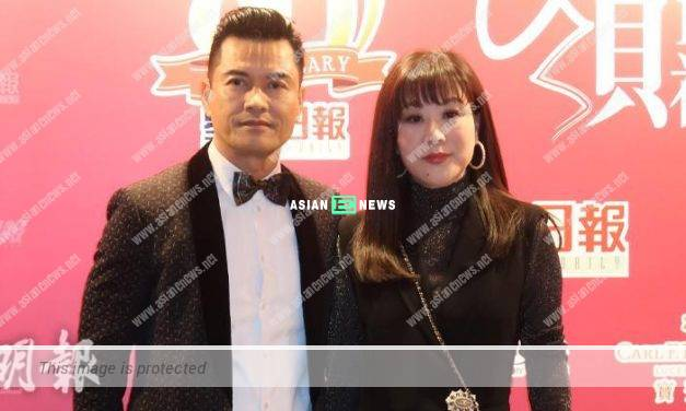 Ray Lui supports Donnie Yen; They left the charity dinner banquet together