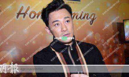 Raymond Lam is working with TVB again and will be holding a concert