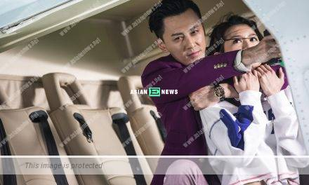 P Storm film: Kevin Cheng and Raymond Lam had a fight in the helicopter