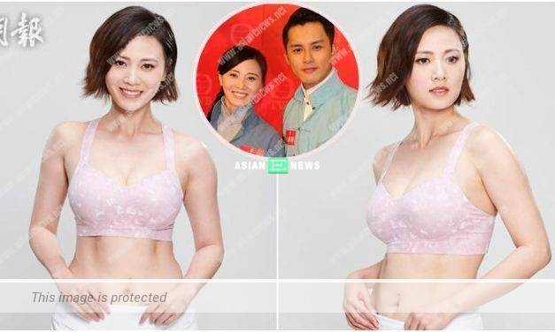 Rebecca Zhu has a fit body figure and praises Matthew Ho is a big size man