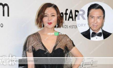 Rosamund Kwan believes Donnie Yen and praises he has a good temper