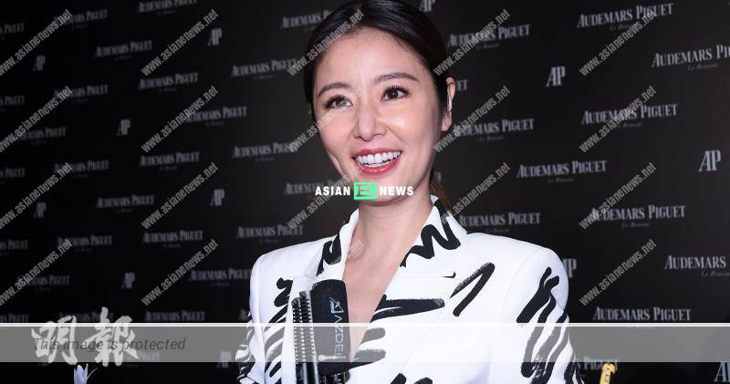Ruby Lin plans to lose weight for new film; She has no plan for another baby