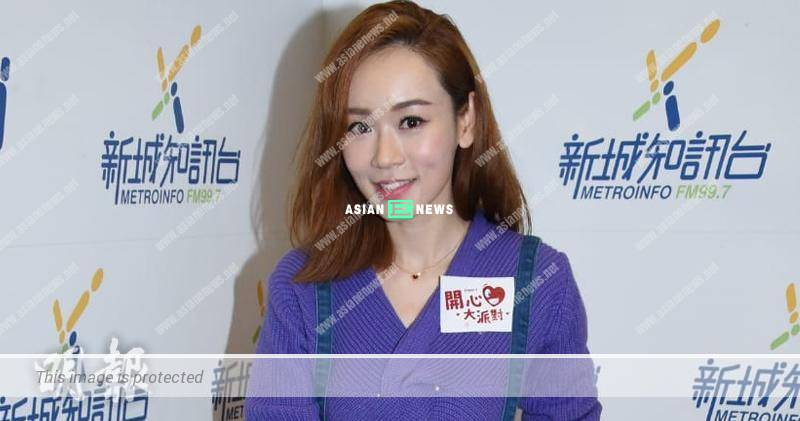 Shirley Yeung avoids the question of her daughter's father: Let's look forward