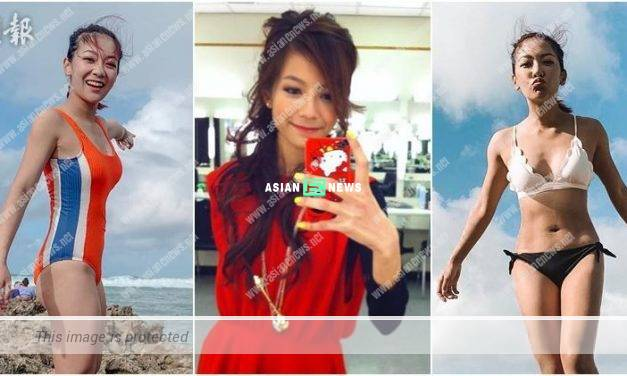 Stephanie Ho used to eat one fish ball for a meal and weigh 78 pound