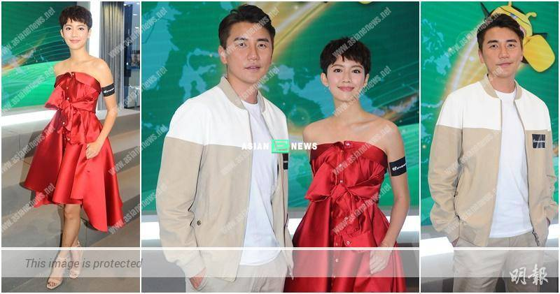 Tony Hung is tired of Priscilla Wong? He wants to find a new filming partner