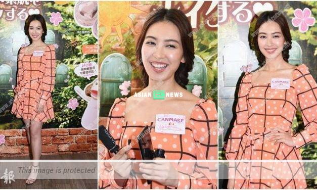 Tracy Chu does not mind gaining weight: Happiness is most important