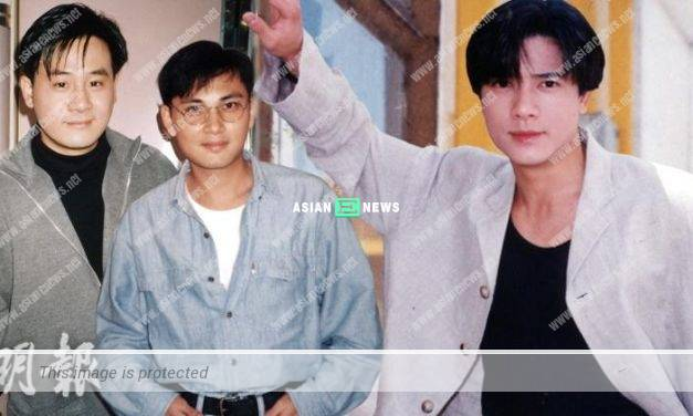 Aaron Kwok's looks was criticised at 18 years old: Evergreen Mak is better looking
