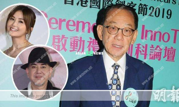 Albert Yeung believes Charlene Choi will become Movie Queen one day