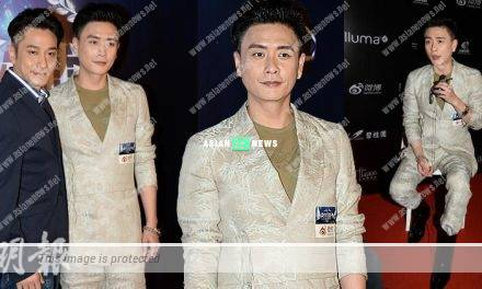 Bosco Wong loves singing but does not know how to sing?