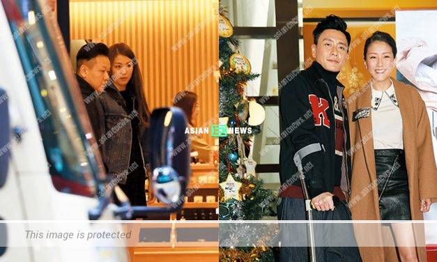 Rose Chan dates a hunk behind Bosco Wong's back?