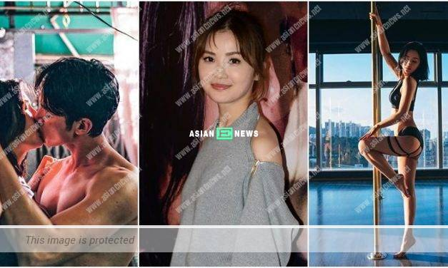 Charlene Choi dares not see her intimates scenes with Chris Wu: It is embarrassing