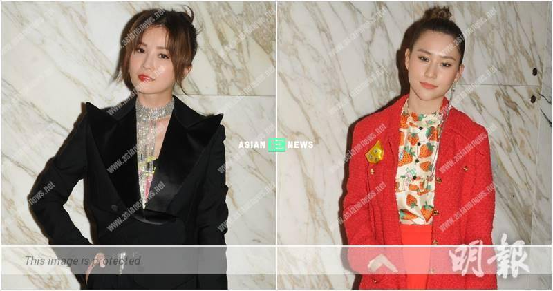 Teresa Mo told Charlene Choi to approach her if encountering any difficult scripts