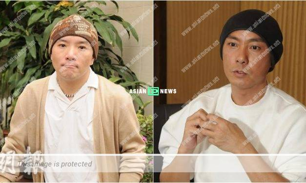 Dicky Cheung recalled of breaking the news to his mother about Henry's death