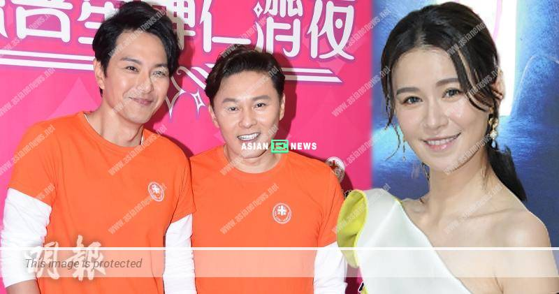 Priscilla Wong rejects to video camera with Edwin Siu because of one person