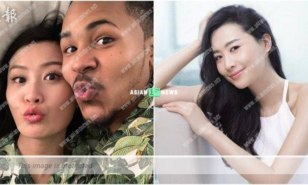 """Fala Chen's fans are shocked when she has a """"new love""""?"""