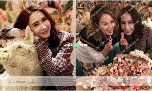 Gigi Lai and her friends have a gathering: We try to laugh loudly