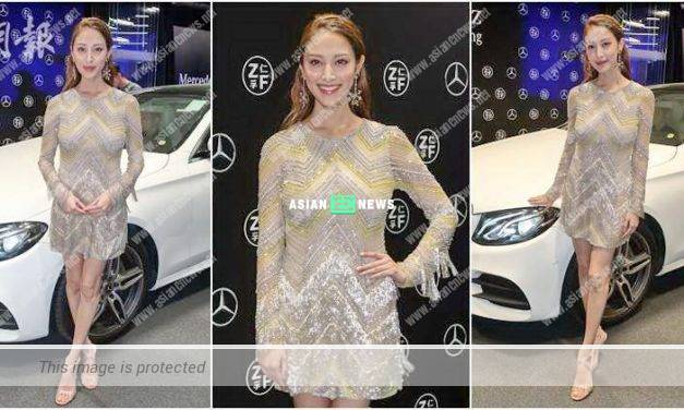 Kevin Cheng drives a two-seater vehicle; Grace Chan wants to change to a bigger car