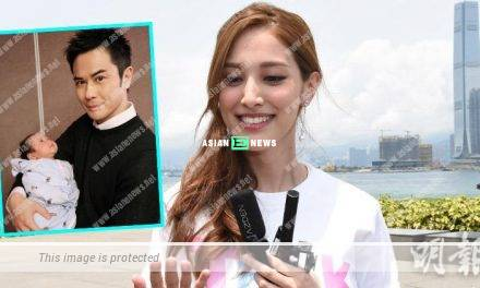 Grace Chan learns to differentiate her son's crying sound