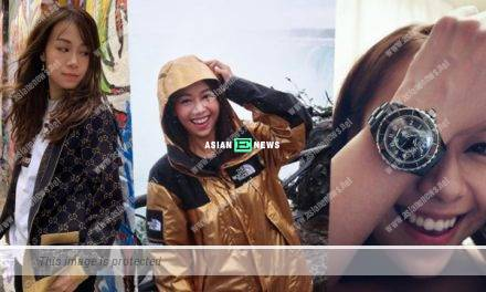 Materialistic girl? Jacqueline Wong said Kenneth Ma failed to support her