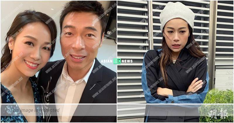 Jacqueline Wong looks troubled and stays at home whole day