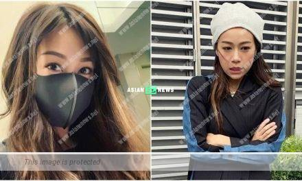 Jacqueline Wong escaped to the US and ignored the reporters