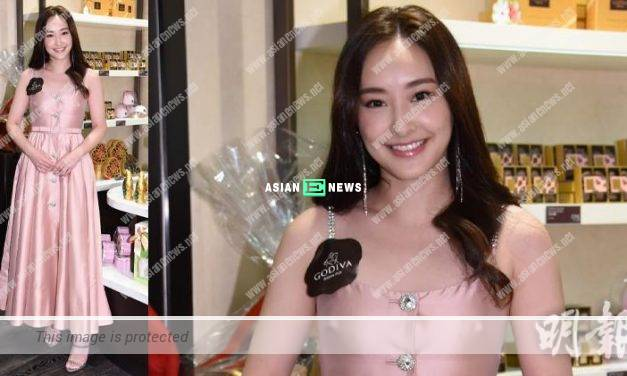 Carlos Chan treats Jeannie Chan to dinner after filming drama
