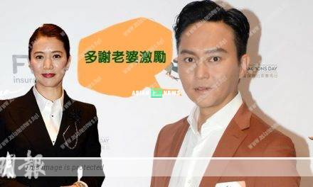 Anita Yuen makes fun of Julian Cheung that he resembles Doraemon