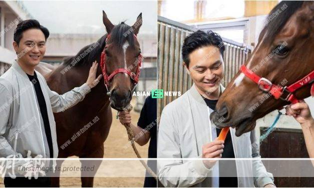 Julian Cheung wants to become a horse owner again