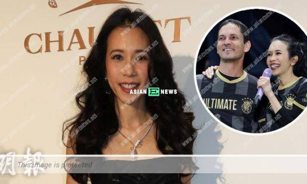 Karen Mok buys expensive watches; Her husband gives her a ring every year