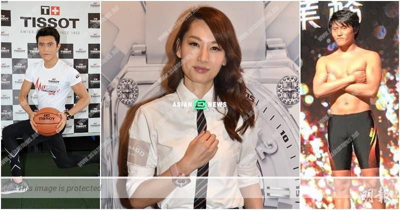 Kate Tsui likes young guys? She hopes to work with Joe Ma's son