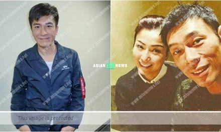 Sammi Cheng forgives Andy Hui; Kenneth Ma said it is good