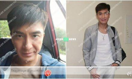 Kenneth Ma continues to work hard; Netizens root for him