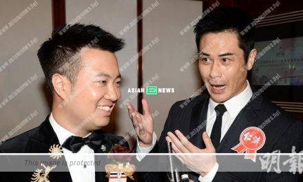 Kevin Cheng has no interest to manage a charity organisation