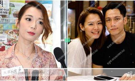 Koni Lui continues to believe in love and maintain contact with her ex-husband