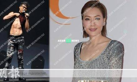 Kristal Tin suggests to James Ng taking photos of his muscular body as a memory