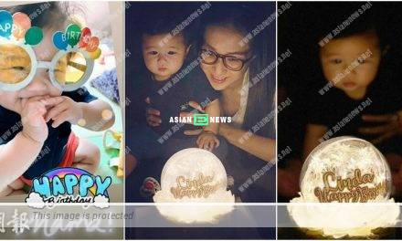Linda Chung turned 35 years old and showed her natural beauty