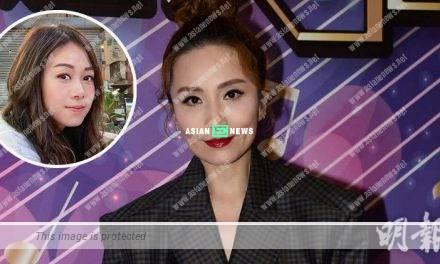 Paisley Wu and Jacqueline Wong are supposed to sing together during the show?