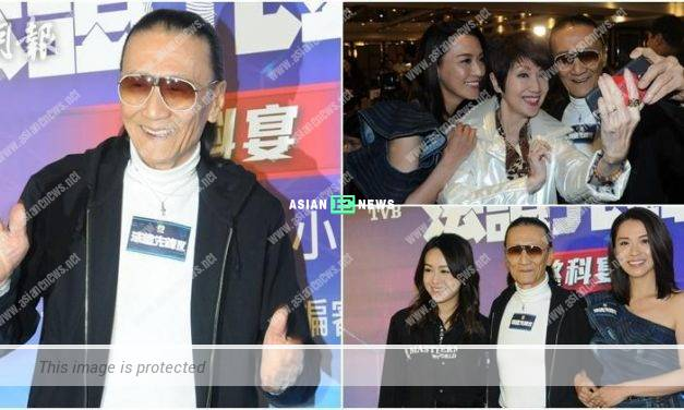 Patrick Tse avoids Cecilia Cheung's third son: It is not our family matter