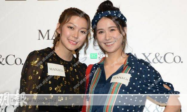 Tony Hung nags at Priscilla Wong; She takes photo together with Inez Leong