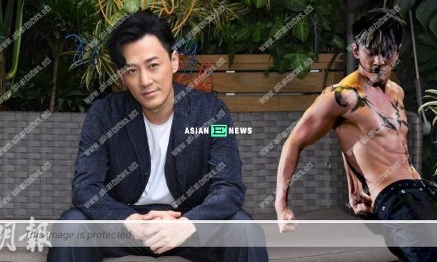 Raymond Lam is holding his concert in Macau in May