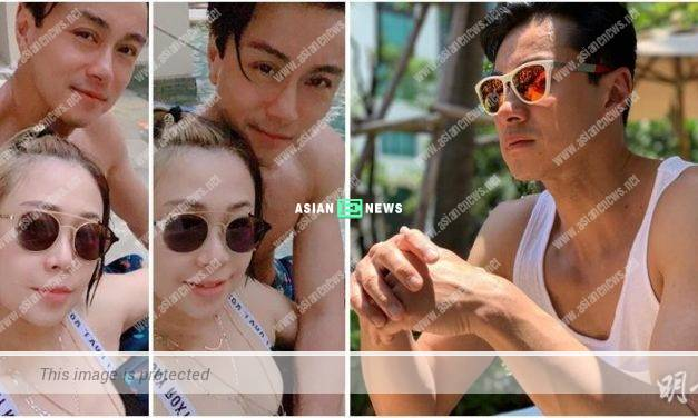 Shoot Forensic Heroes IV drama again? Raymond Wong goes for a vacation