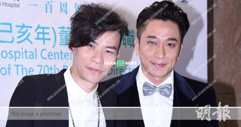 Ron Ng requests Tang Chi Wai to write a new song for him