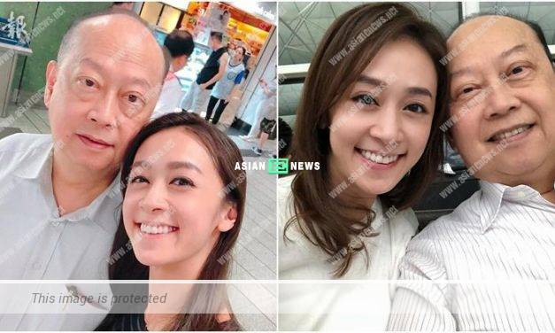 Jacqueline Wong's sister, Scarlett Wong hinted her father was unfaithful