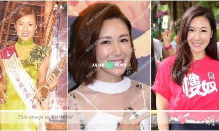 Selena Lee officially leaves TVB: It is time to grow up
