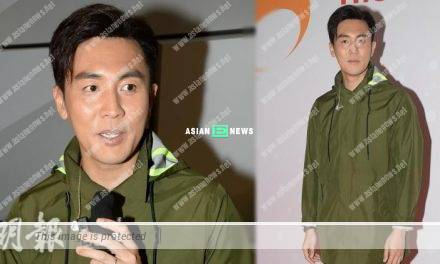Shaun Tam is worried about the arrangement of his new drama