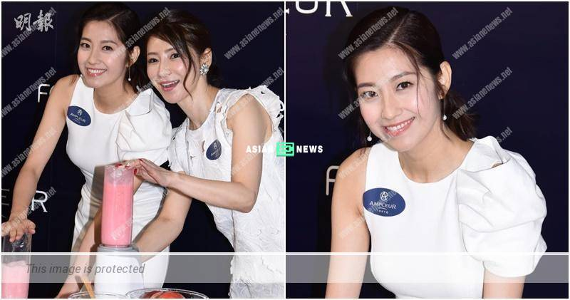 "Yoyo Chen hopes she will become a ""pretty devil girl"" at 50 years old"