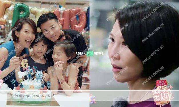 Ada Choi revealed she had a miscarriage during her first pregnancy