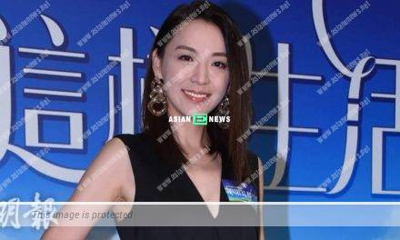 Alice Chan feels very embarrassed when going for matchmaking session