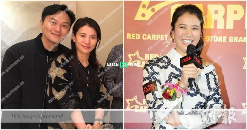 Anita Yuen exposed Julian Cheung felt down when others commented he gained weight