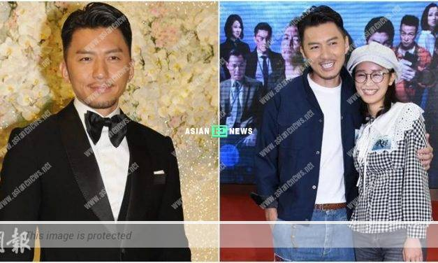 Marrying Bowie Cheung secretly? Benjamin Yuen said it might be double happiness